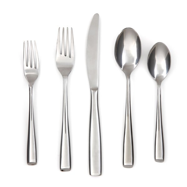 Cambridge Rachel 20-piece Flatware Set. Opens flyout.