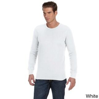Alternative Men's Slim Fit Long Sleeve Thermal T-shirt