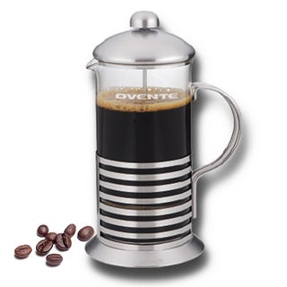 Ovente FSH Series Horizontal French Press