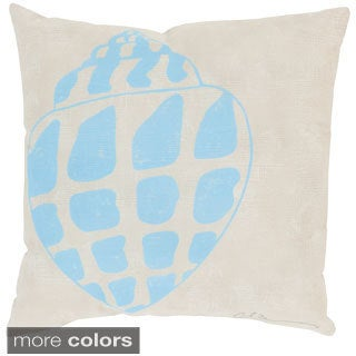 Sea Shell Indoor/ Outdoor Accent Pillow