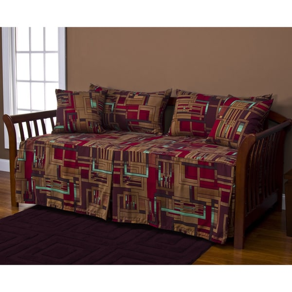 Mission Statement 5-piece Daybed Ensemble