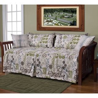 Ornamental 5-piece Daybed Ensemble
