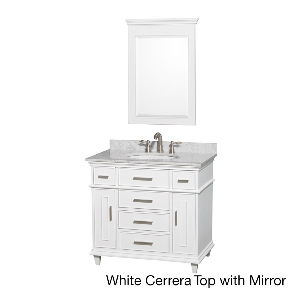 Buy Wood Bathroom Vanities & Vanity Cabinets Online at Overstock.com ...