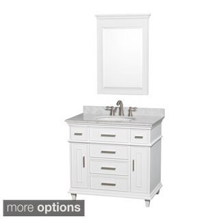 Wyndham Collection Berkeley 36-inch Single Vanity
