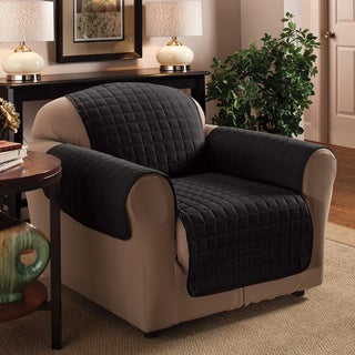Innovative Textile Solutions Microfiber Chair Furniture Protector
