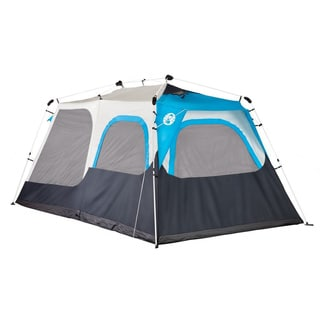coleman instant cabin 6 person minifly tent free 88883
