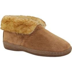 Women's Lamo Bootie Fleece Chestnut