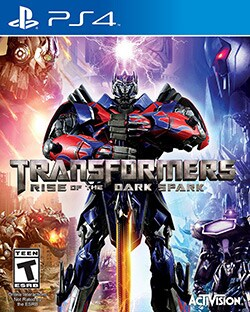 PS4 - Transformers Rise of the Dark Spark