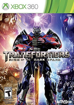 Xbox 360 - Transformers Rise of the Dark Spark