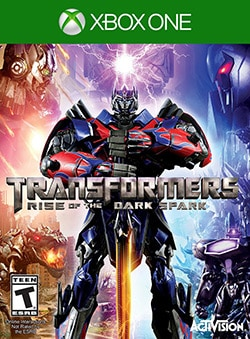 Xbox One - Transformers Rise of the Dark Spark