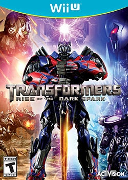 Wii U - Transformers Rise of the Dark Spark