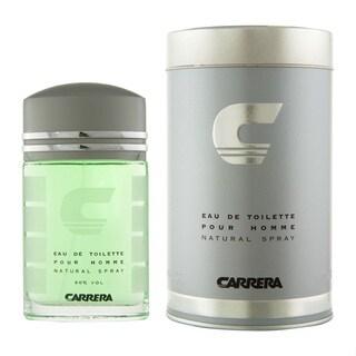 Muelhens Carrera Pour Homme Men's 3.4-ounce Eau de Toilette Spray
