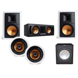 Klipsch R-3650-WII 5.1 In Wall System-1 (RC-52II)