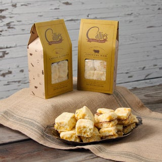 Callie's Country Ham and Cheesy Chive Biscuits Bundle