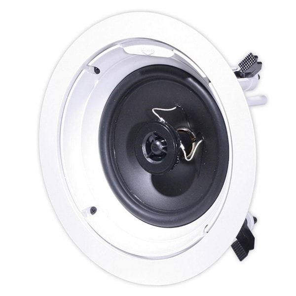 Klipsch Reference R-1650-C 35 W RMS Speaker - 2-way - White - Free Shipping Today - Overstock ...