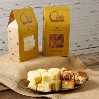 Callie's Cinnamon and Buttermilk Biscuits Bundle