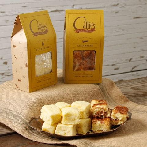 Callie's Cinnamon and Buttermilk Biscuits Bundle