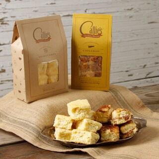Callie's Dessert Shortcakes and Cinnamon Biscuits Bundle