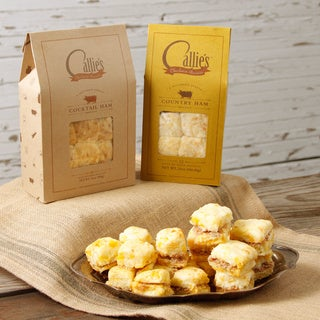 Callie's Cocktail Ham and Country Ham Biscuits Bundle