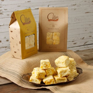 Callie's Dessert Shortcakes and Cheddar Chive Biscuits Bundle