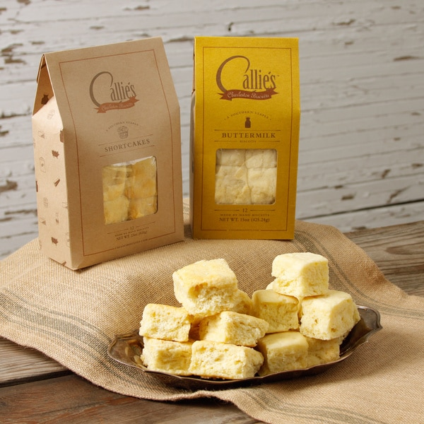 Callie's Shortcakes and Buttermilk Biscuits Assortment