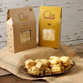 Callie's Black Pepper Bacon and Country Ham Biscuits Bundle