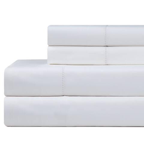 Celeste Home Pima Cotton Deep Pocket Sateen 610 Thread Count Bed Sheet Set