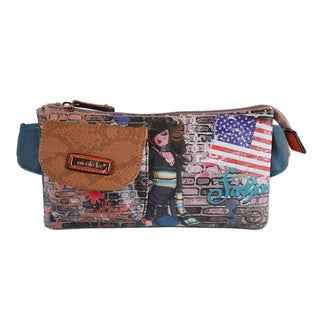 Nicole Lee Muneca Stylish Girl Adjustable Waist Pack