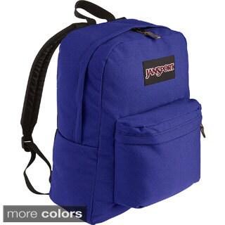 JanSport SuperBreak School Backpack (5 options available)