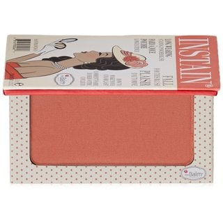 theBalm INSTAIN Swiss Dot Fall for this Blush