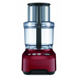 Breville BFP800CBXL 'Sous Chef' Cranberry Red Food Processor
