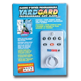 Yard Guard Programmable Gate/ Door/ Window Alarm