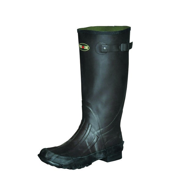 Pro Line 16-inch Rubber Knee Boot