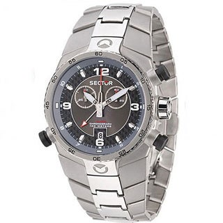 Sector Men's Chronograph Alarm Date Watch
