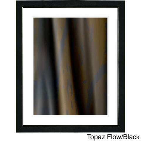 Zhee Singer 'Flow' Framed Fine Art Print