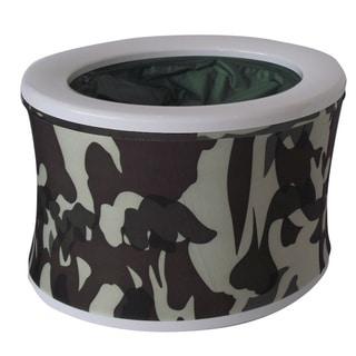 Camouflage Turbo Toilet