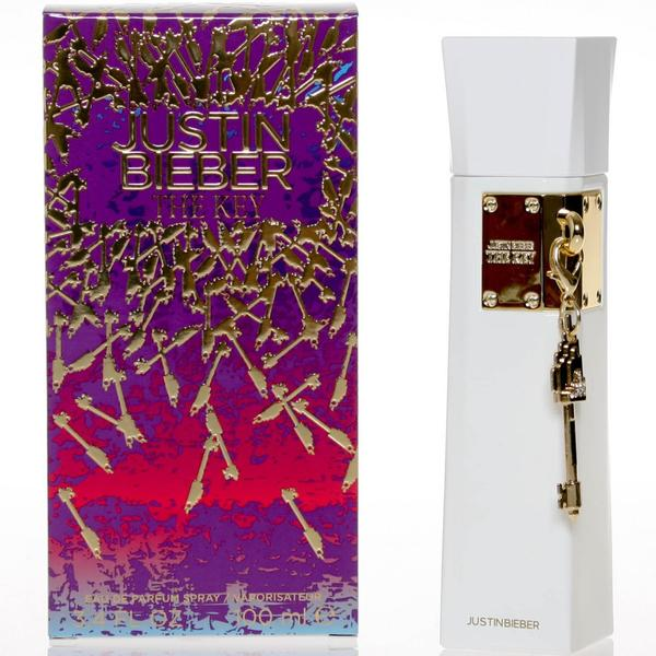Justin Bieber The Key Women's 3.4-ounce Eau de Parfum Spray