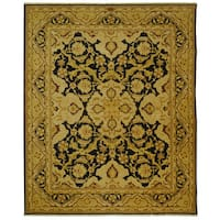 Safavieh Hand-knotted Peshawar Vegetable Dye Multi Wool Rug - 9' x 12'