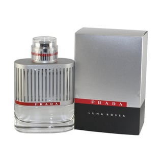 Prada Luna Rossa Men's 3.4-ounce Eau de Toilette Spray