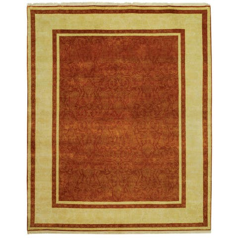 Safavieh Couture Hand-knotted Ganges River Danyell Traditional Oriental Wool Rug