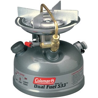 Coleman Dual Fuel 533 One-burner Sportster Stove