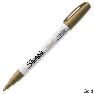 Sharpie Oil-based Fine Point Paint Markers