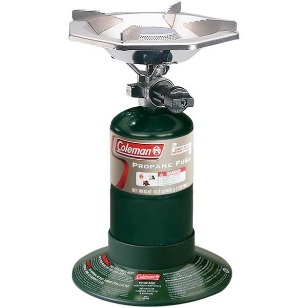 Coleman PerfectFlow One-Burner Bottle-top Stove