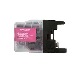 Compatible Brother LC75 Magenta Ink Cartrtidge