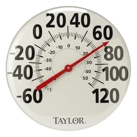 """Taylor 681 18"""" Patio Thermometer"""