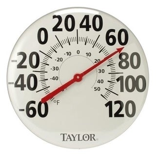 "Taylor 681 18"" Patio Thermometer"
