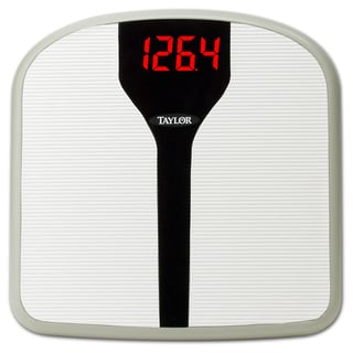 Taylor Superbrite LED Electronic Digital Bath Scale
