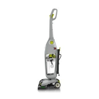 Hoover  FloorMate  Bagless  Hard Floor Deep Cleaner  10 amps Standard  Gray