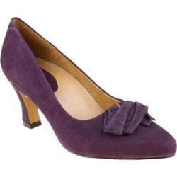Women's Earthies Prantini Blackberry Kid Suede