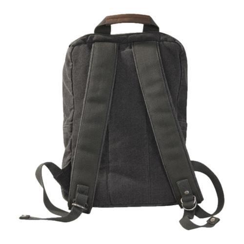 Laurex Stylish Backpack Black - Thumbnail 1